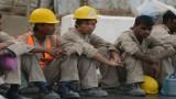 عمال آسياويون في قطر - ارشيفية