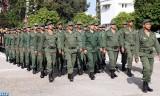 الجيش المغربي يستدعي الدفعة الأولى من المجندين في إطار الخدمة العسكرية
