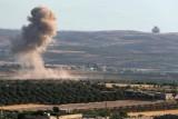 قوات النظام السوري تقترب من مدينة خان شيخون