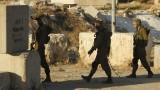 اسرائيل تعتقل فلسطينيين بعد هجوم في الضفة