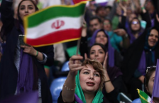 150 ألف شرطي لحماية الانتخابات البرلمانية في إيران