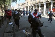 العراق: 33 قتيلا وجريحا بـ