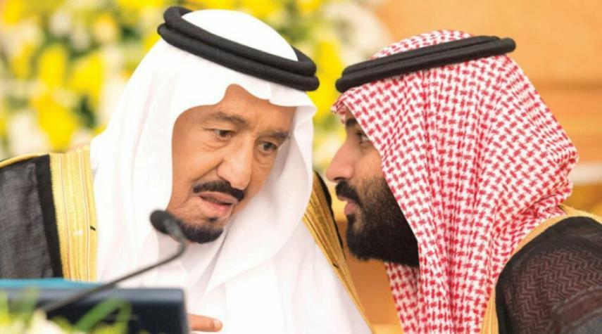السعودية نيوز |  العاهل السعودي وولي عهده يهنئان ترمب بذكرى استقلال بلاده