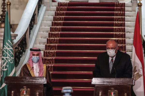 السعودية نيوز |  وزير الخارجية السعودي: الدعم الكامل لمصر في أزمة ليبيا