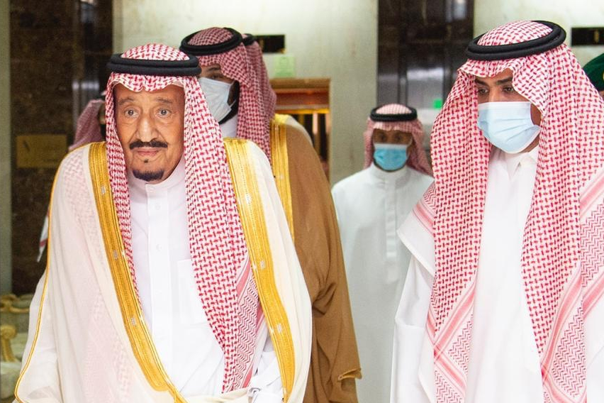 السعودية نيوز |  الملك سلمان: أهنئ الجميع بعيد الأضحى المبارك