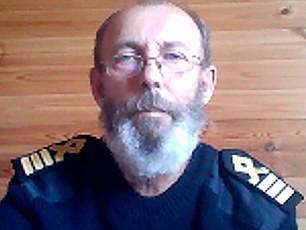 قبطان سفينة الموت الروسي بوريس بروكوشيف (ارشيف)