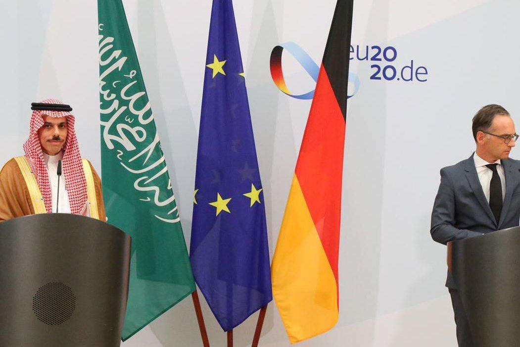 السعودية نيوز |  وزير الخارجية السعودي: لا تطبيع مع اسرائيل دون السلام مع الفلسطينيين