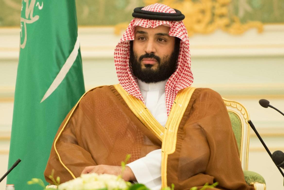 السعودية نيوز |  السعوديون يحتفلون بمولد محمد بن سلمان