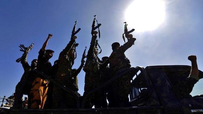 السعودية نيوز |  التحالف العربي يدمر طائرة مسيرة أطلقها الحوثيون