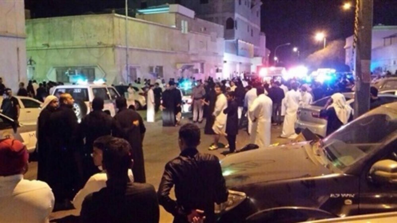 السعودية نيوز |  أحكام باعدام وسجن مدانين بهجوم على حسينية في السعودية