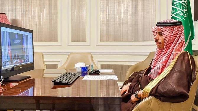 السعودية نيوز |  السعودية: مواقفنا ثابتة تجاه القضية الفلسطينية