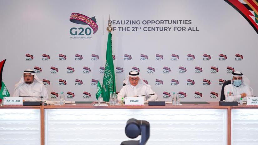 السعودية نيوز |  مجموعة العشرين تناقش الدور الجماعي للحفاظ على البيئة