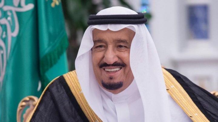 السعودية نيوز |  الملك سلمان وولي عهده يهنئان الشيخ مشعل الأحمد الجابر الصباح
