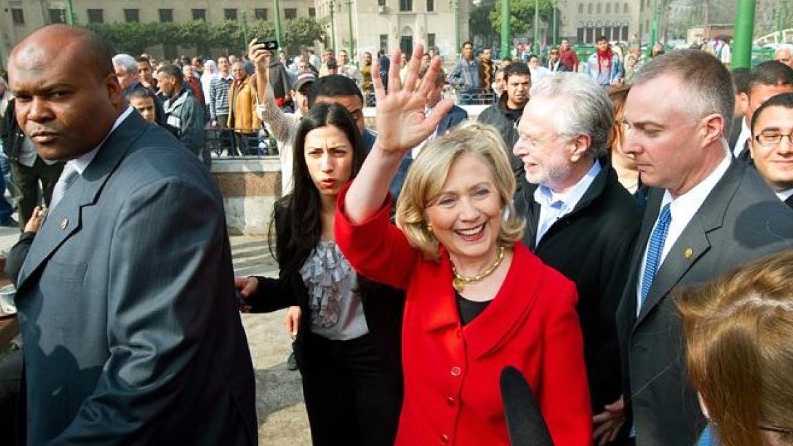 السعودية نيوز |  لماذا أغلق سعود الفيصل الهاتف في وجه هيلاري كلينتون؟