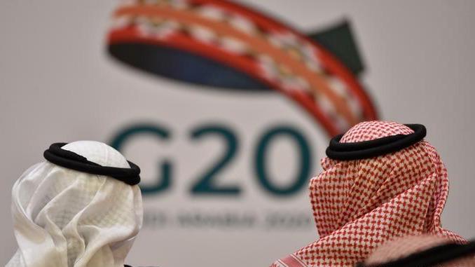 السعودية نيوز |  الملك سلمان: سنبذل قصارى جهدنا لتجاوز الجائحة عبر التعاون الدولي