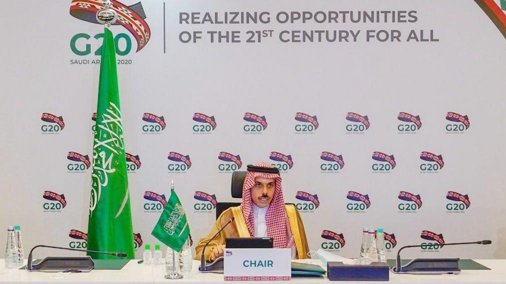 السعودية نيوز |  وزير الخارجية السعودي: واجهنا جائحة كورونا باقتدار