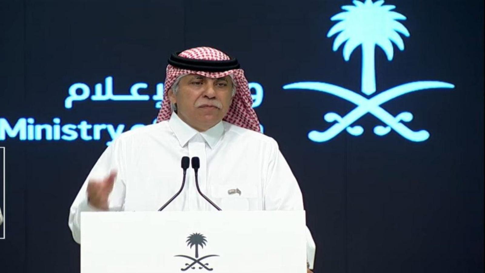 السعودية نيوز |  وزير الإعلام السعودي: سنعيد النظر بضريبة القيمة المضافة