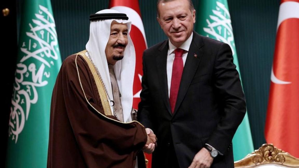 السعودية نيوز |  اتصال نادر بين إردوغان والملك سلمان بحثا فيه سبل تحسين العلاقات
