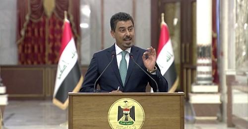 احمد ملا طلال المتحدث الرسمي بأسم رئيس الوزراء العراقي مصطفى الكاظمي