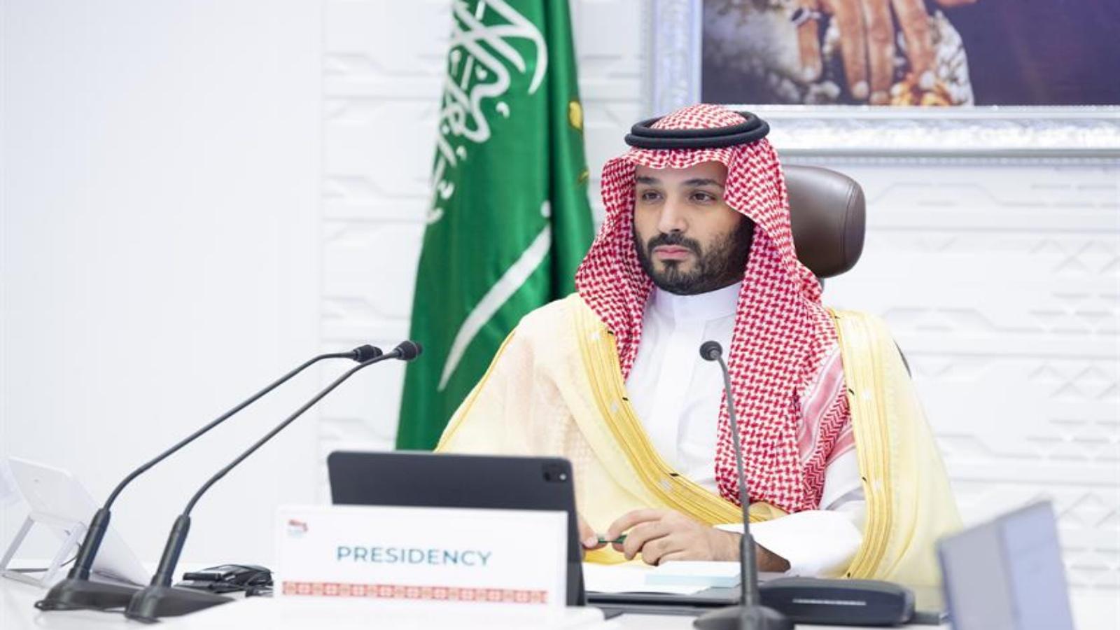 السعودية نيوز |  ولي العهد السعودي: المملكة قدمت 500 مليون دولار لجهود انتاج لقاح كورونا