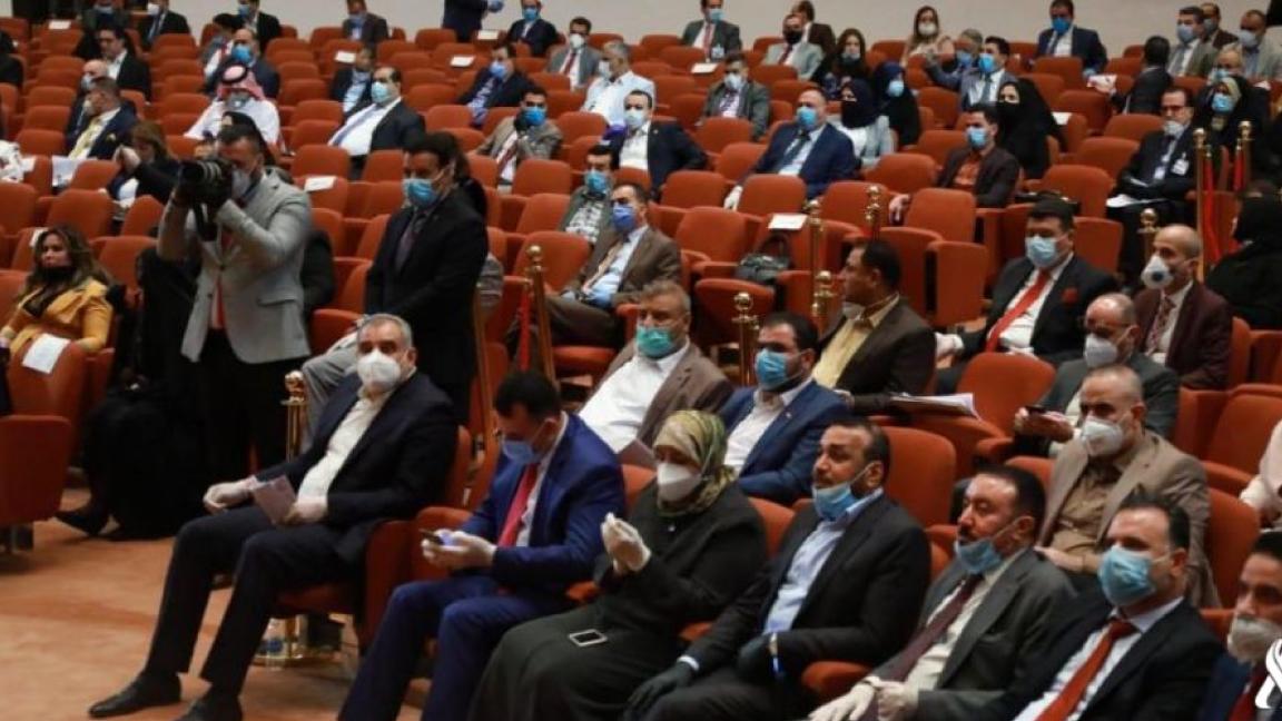 البرلمان العراقي مناقشًا قانون الجرائم الالكترونية