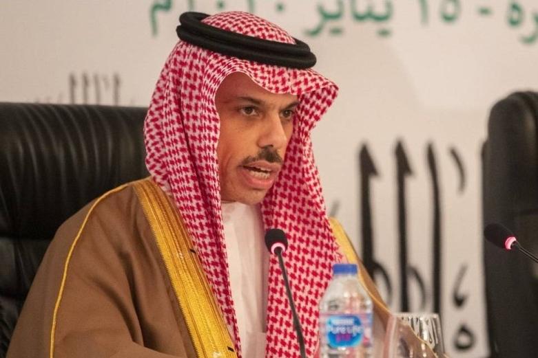 السعودية نيوز |  وزير الخارجية السعودي ينفي لقاء ولي العهد السعودي بنتانياهو