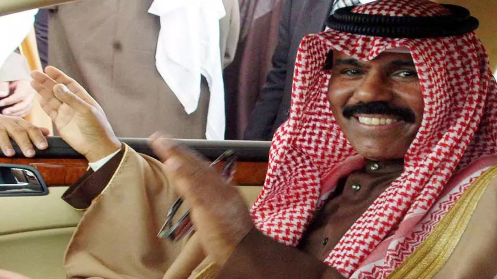 السعودية نيوز |  رسالتان من أمير الكويت للملك سلمان وتميم