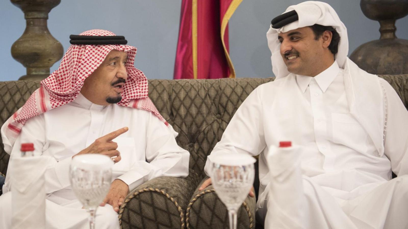 السعودية نيوز |  السعودية تسعى الى إنهاء أزمة الخليج
