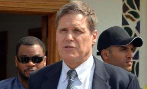 السفير الاميركي في العراق ماثيو تولر