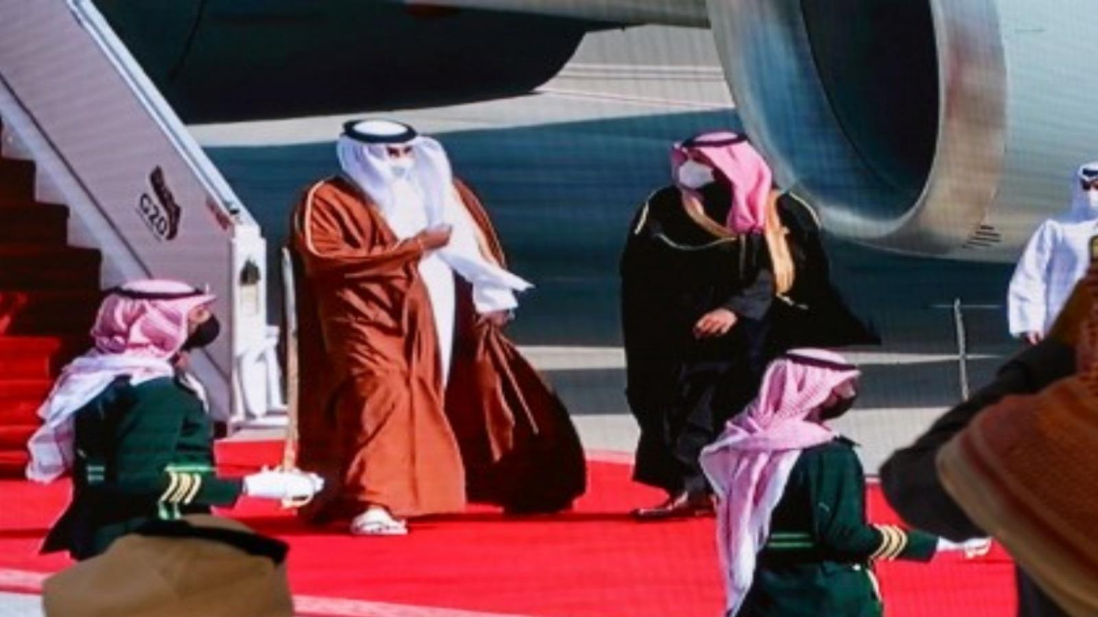 السعودية نيوز    استقبال سعودي حار لأمير قطر قبل انعقاد قمة مجلس التعاون الخليجي