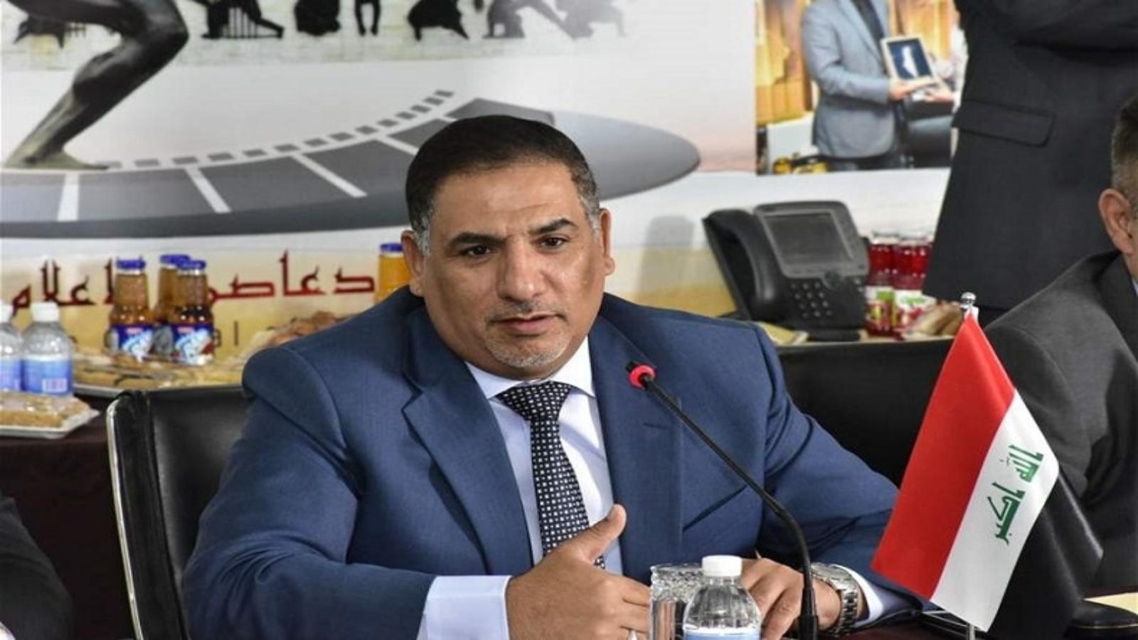 الرئيس التنفيذي لهيئة الاعلام والاتصالات العراقية علي الخويلدي
