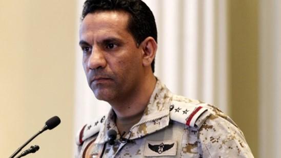 السعودية نيوز |  السعودية تتهم حوثيي اليمن بمهاجمتها بمسيرة مفخخة