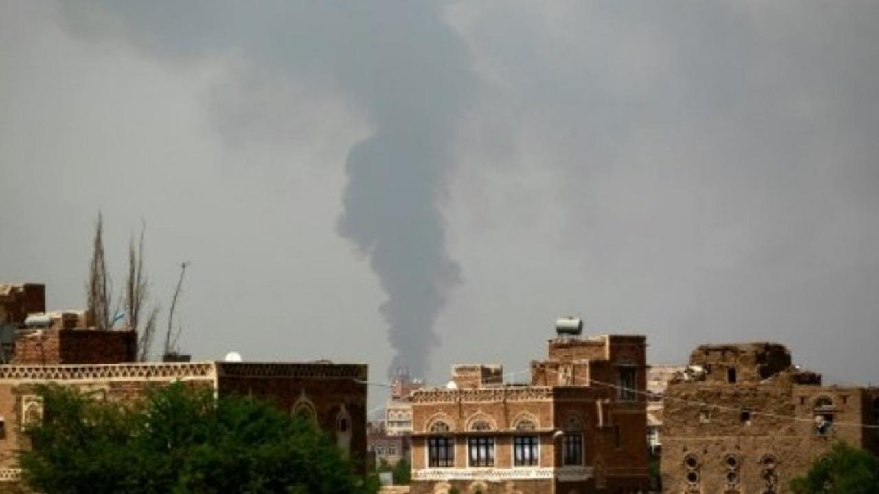 السعودية نيوز    التحالف بقيادة الرياض يقصف صنعاء بعد إطلاق المتمردين طائرات مسيرة