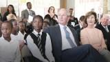 القارة السمراء تفضل بوش الابن على أوباما وكلينتون