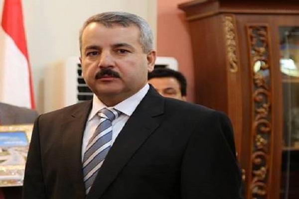 احمد خلف الدليمي محافظ الانبار