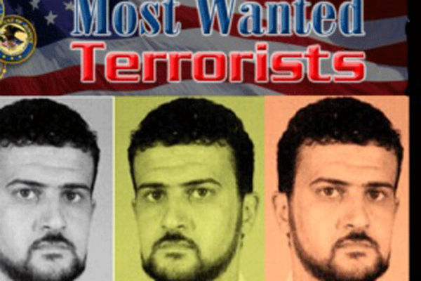 الإرهابي المطلوب الأكثر أهمية في العالم