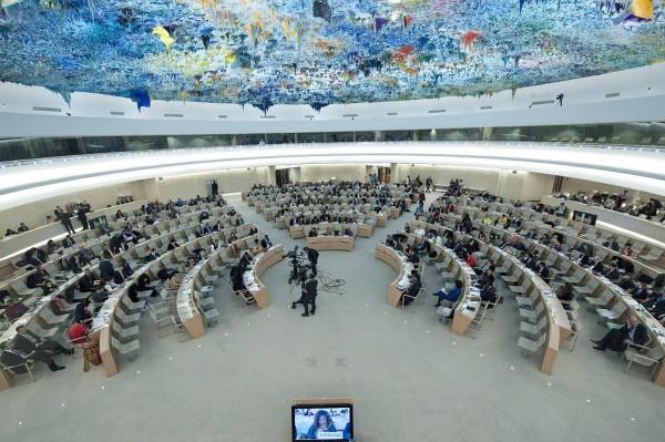 مجلس حقوق الإنسان في جنيف