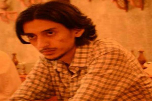 المدون السعودي حمزة كشغري