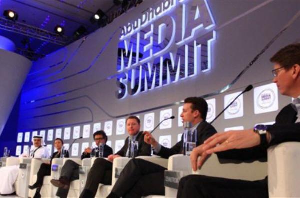 اختتام فعاليات قمة أبوظبي للإعلام 2013