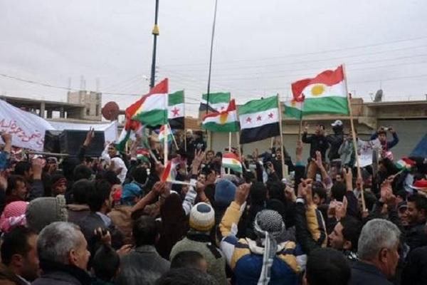 المجلس الوطني الكردي في الائتلاف الوطني السوري