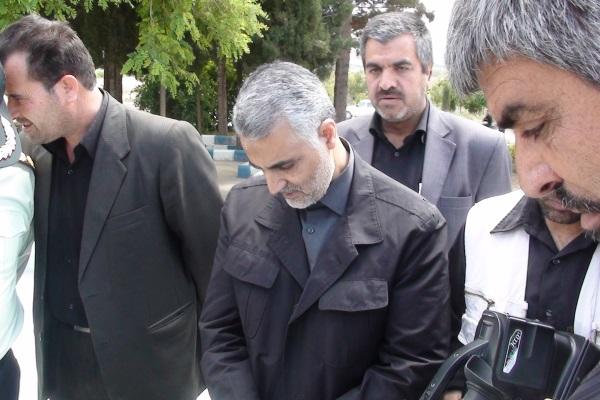 سليماني يسعى إلى إعادة تشكيل الشرق الأوسط ليكون لصالح إيران