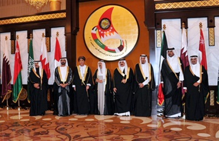 القمة الخليجية الرابعة والثلاثون لقادة دول مجلس التعاون