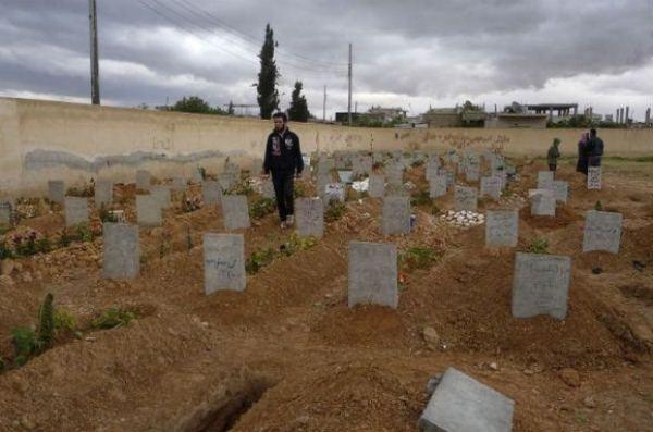 البنتاغون يقر باستخدام النظام السوري للسلاح الكيميائي