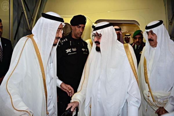 المملكة شهدت تطوراً كبيراً في عهد الملك عبدالله بن عبدالعزيز