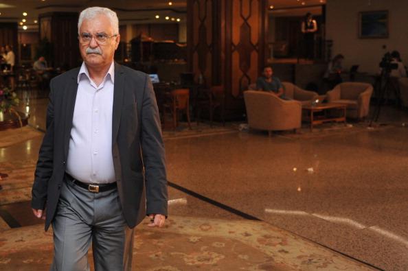 رئيس الائتلاف السوري المعارض بالإنابة جورج صبرا