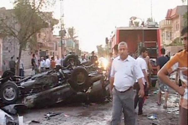 يوم دامٍ آخر في العراق