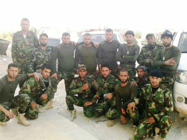 المقاتلون الشيعة العراقيون يقاتلون الى جانب الاسد بمبلغ يصل الى 500 دولار