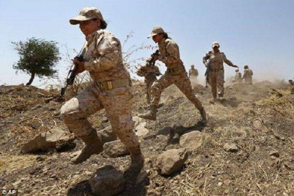 تنظيم داعش يخشى المقاتلات الكرديات