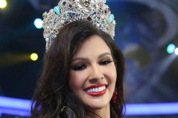 ملكة جمال الأرض جيمي هيريل