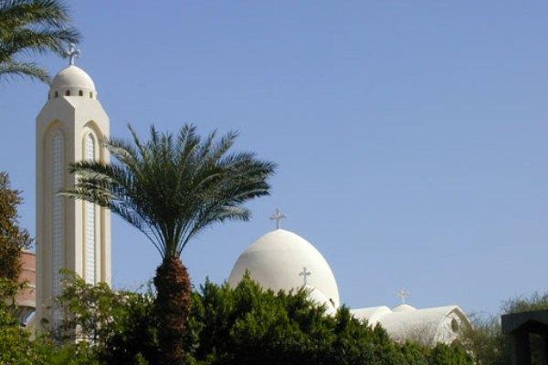 إحدى الكنائس في مصر - الصورة من ويكيبيديا